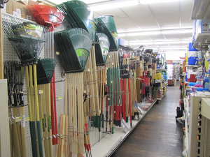 Everything You Need for Your Lawn Is at Arthur's True Value Hardware!